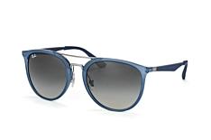 Ray-Ban RB 4285 6303/11, Aviator Sonnenbrillen, Blau