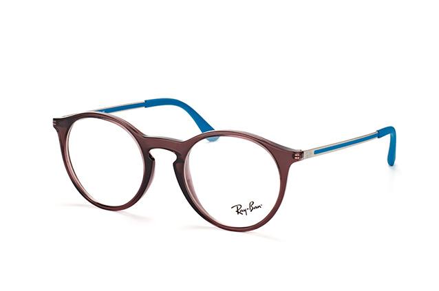RAY BAN RAY-BAN Herren Brille » RX7132«, braun, 5720 - braun