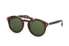 Gucci GG 0124S 004 Beige / Brown / Havana / Green perspective view thumbnail