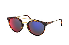 Super by Retrosuperfuture Giaguaro Infrared Cuu/r, Aviator Sonnenbrillen, Goldfarben