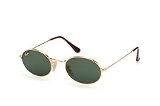 Ray-Ban Oval RB 3547N 001 small klein