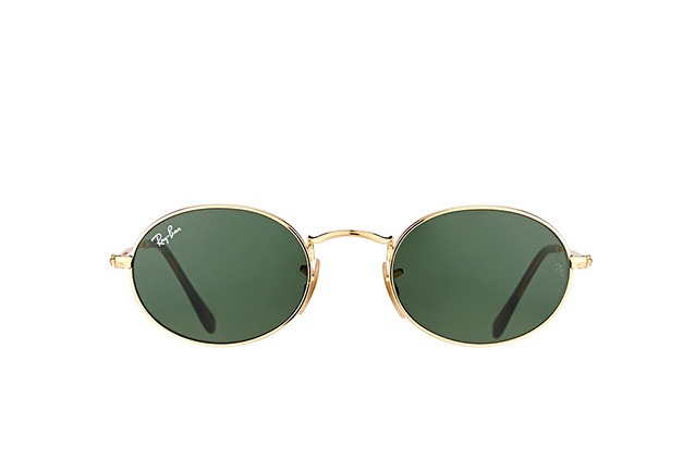 Ray-Ban Oval RB 3547N 001 small small