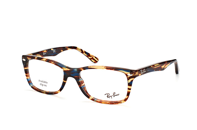 302d7eccd7 ... Ray-Ban RX 5228 5711 large. null perspective view ...