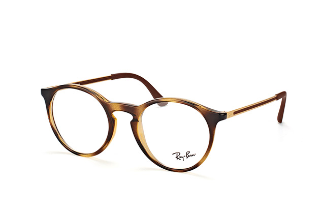 93c74904176e6 ... Glasses  Ray-Ban RX 7132 2012. null perspective view ...