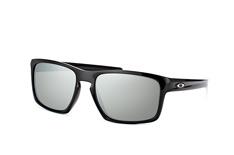 Oakley Sliver OO 9262 46, Sporty Sonnenbrillen, Schwarz