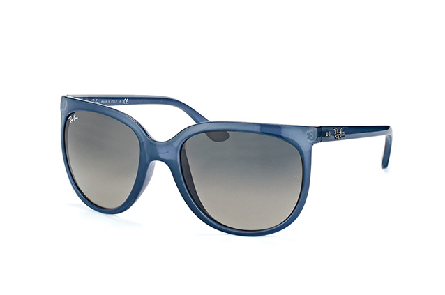 Ray-Ban Cats 1000 RB 4126 6303/71 perspective view