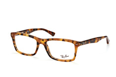 ray-ban-rx-5287-5712-rectangle-brillen-havana