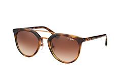 Vogue Eyewear VO 5164S W65613, Aviator Sonnenbrillen, Havana