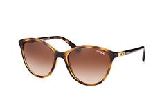 Vogue Eyewear VO 5165S W65613, Butterfly Sonnenbrillen, Havana