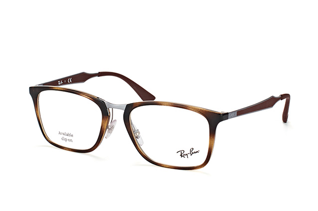 Ray-Ban RX 7131 2012 large Perspektivenansicht
