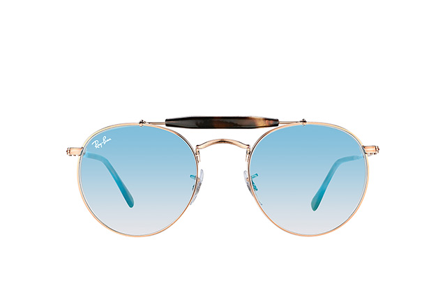 Ray-Ban RB 3747 90353F Perspektivenansicht