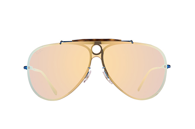 Ray-Ban Blaze RB 3581-N 9038/7J perspective view