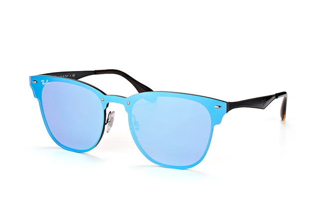 c13a5b0f29f ... Sunglasses  Ray-Ban Blaze RB 3576N 153 7V large. null perspective view  ...