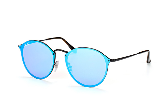 7f7dab36f42 ... Sunglasses  Ray-Ban Blaze RB 3574N 153 7V. null perspective view ...