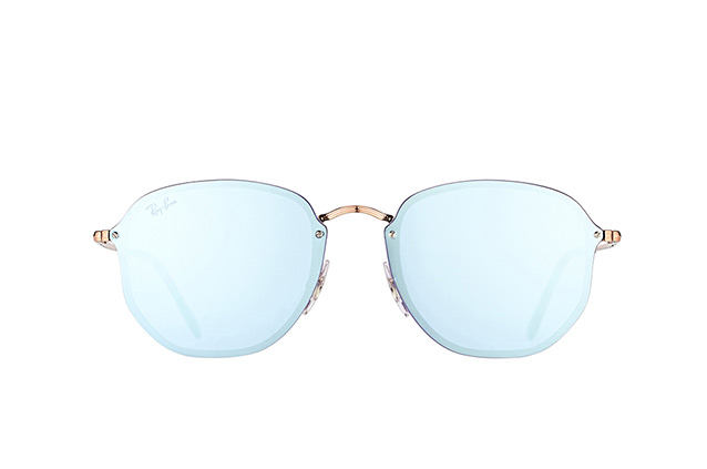 Ray-Ban Blaze RB 3579N 9035/1U perspective view