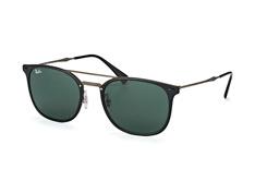 ray-ban-lightray-rb-4286-601-71-aviator-sonnenbrillen-schwarz