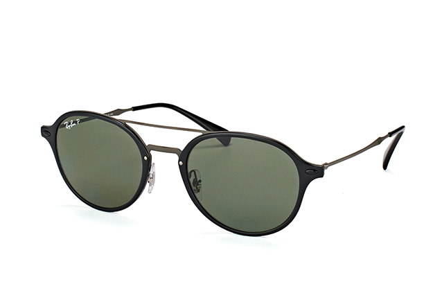 80a8e2b8e9 ... Sunglasses  Ray-Ban LightRay RB 4287 601 9A. null perspective view ...