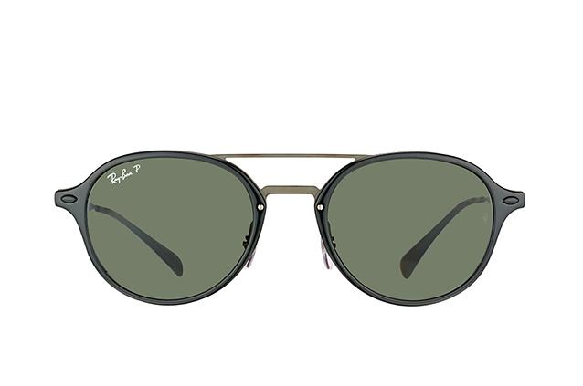 RAY BAN RAY-BAN Sonnenbrille » RB4287«, schwarz, 601/9A - schwarz/grün