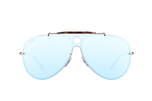 Ray-Ban Blaze RB 3581-N 9035/1U perspective view