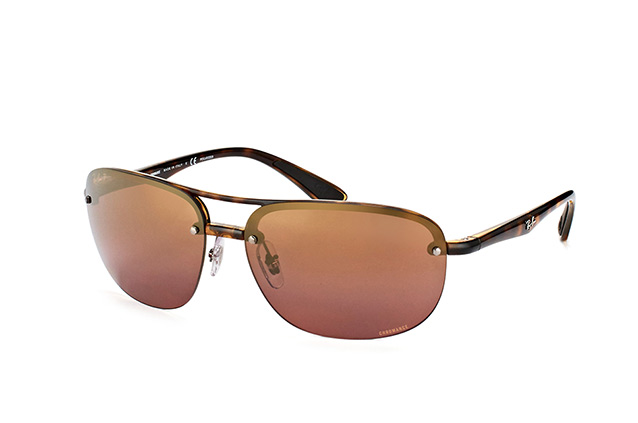 93d3806c30 ... Sunglasses  Ray-Ban RB 4275CH 710 6B. null perspective view ...