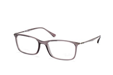 ray-ban-rx-7031-5620-rectangle-brillen-grau