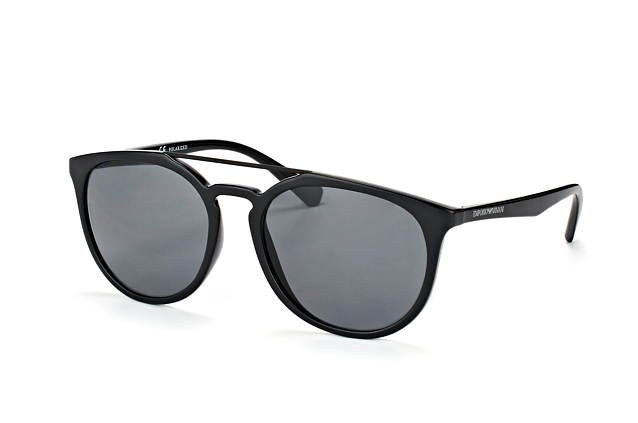 8d2e2ead66 ... Emporio Armani Sunglasses; Emporio Armani EA 4103 5017/81. null  perspective view ...