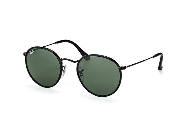 ac365d59e31 ... Ray-Ban ROUND CRAFT RB 3475Q 9040 L. null perspective view ...