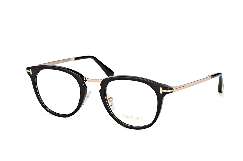 Tom Ford Damen Brille » FT5510«, schwarz, 001 - schwarz