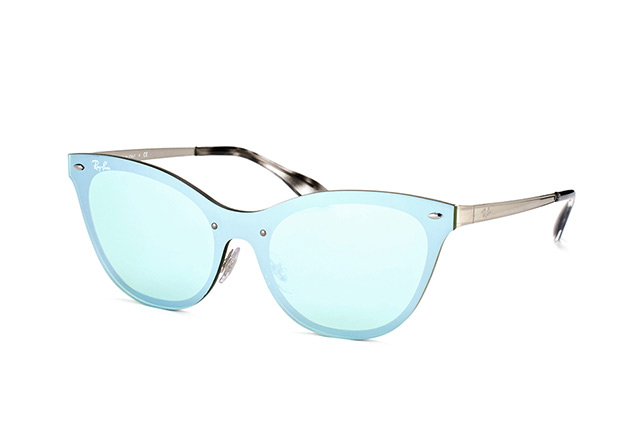 Ray-Ban Blaze RB 3580N 042/30 perspective view