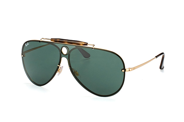 Ray-Ban Blaze RB 3581-N 001/71 perspective view