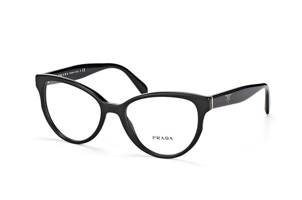 PRADA Prada Damen Brille » PR 11TV«, grau, VX41O1 - grau