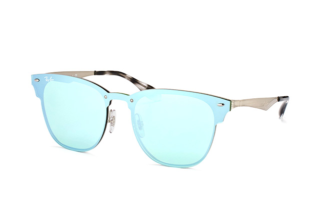 0acb062c8f6 ... Sunglasses  Ray-Ban Blaze RB 3576N 042 30 large. null perspective view  ...