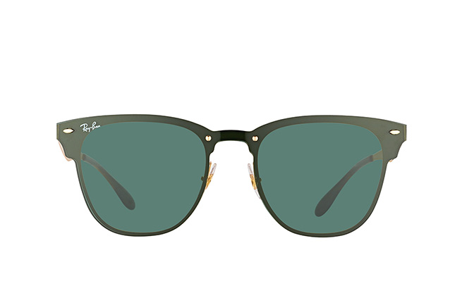 Ray-Ban Blaze RB 3576N 043/71 large vista en perspectiva