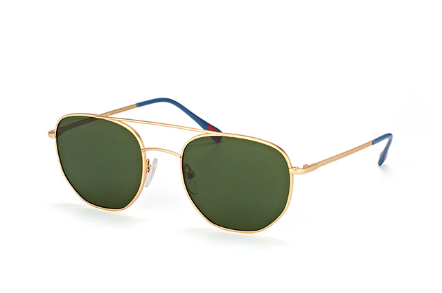 7b7be3823a ... Sunglasses  Prada Linea Rossa PS 56SS 1BK1I0. null perspective view ...