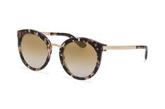 Dolce&Gabbana DG 4268 911/6E, Round Sonnenbrillen, Goldfarben