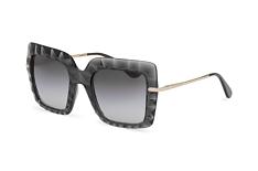 Dolce&Gabbana DG 6111 504/8G, Square Sonnenbrillen, Grau