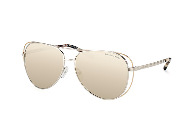 447d4d0a14 ... Michael Kors Sunglasses  Michael Kors Lai MK 1024 11765A. null  perspective view ...