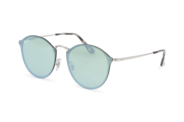 Ray-Ban Blaze RB 3574N 003 30 perspective ... 55301a47aa