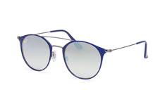Ray-Ban RB 3546 9010/9U small, Aviator Sonnenbrillen, Blau
