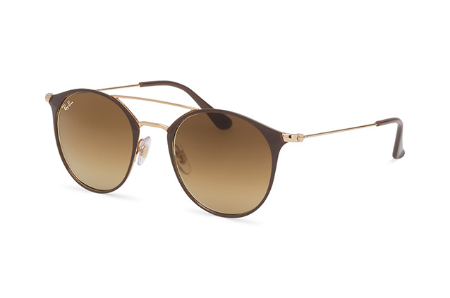 Ray-Ban RB 3546 9009/85 small vue en perpective