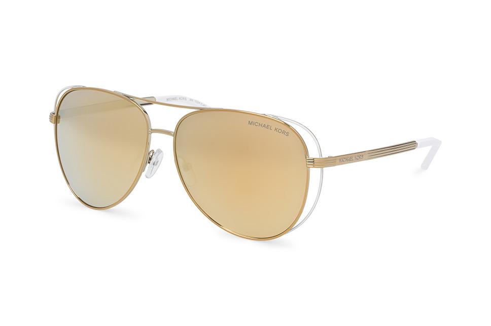 Lai MK 1024 11927P, Aviator Sonnenbrillen, Goldfarben