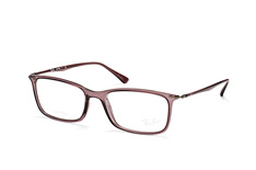 ray-ban-rx-7031-5740-rectangle-brillen-violett