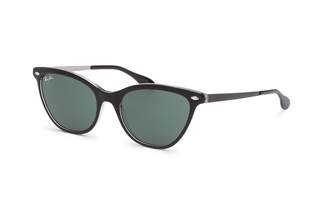 Ray-Ban RB 4360 919/71 vista en perspectiva