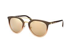 Vogue Eyewear VO 5164S 25605A, Aviator Sonnenbrillen, Braun