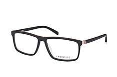 Freigeist 863017 10, Rectangle Brillen, Schwarz