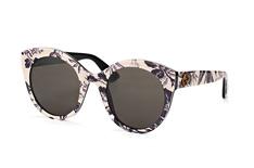 Gucci GG 0028/s 011, Butterfly Sonnenbrillen, Beige