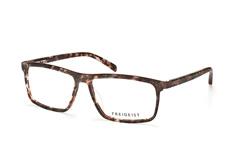 Freigeist 863017 60, Rectangle Brillen, Braun