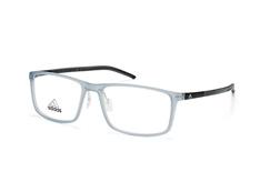 Adidas AF 46/10 6112, Rectangle Brillen, Hellgrau
