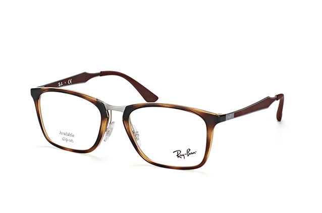b7d0c8ff5a Ray-Ban RX 7131 2012 small perspective view ...
