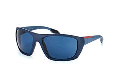 Prada Linea Rossa PS 06Ss Vy7-0D2, Sporty Sonnenbrillen, Blau